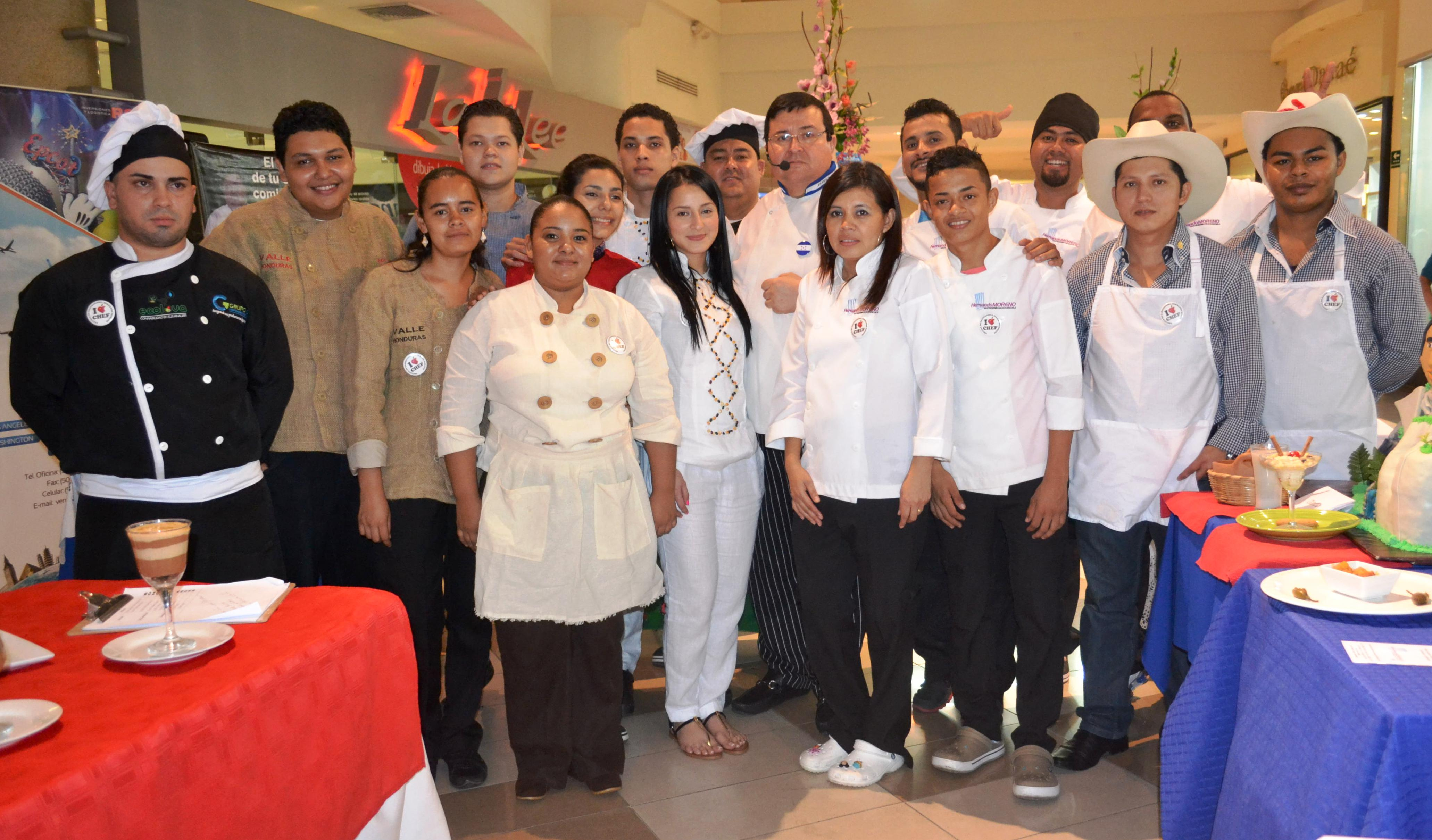 Top chef Honduras 2013